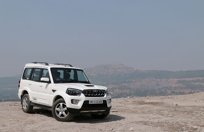 New Mahindra Scorpio Facelift Road Test Review