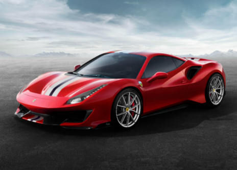 Supercar of the Month – Ferrari 488 Pista