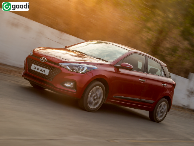 2018 Hyundai Elite I20 Quick Review Gaadi