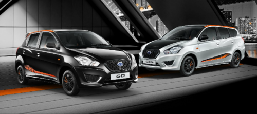 Datsun Launches Go, Go Plus Remix Editions