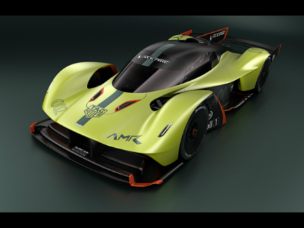 Supercar of the Month – Aston Martin Valkyrie AMR PRO