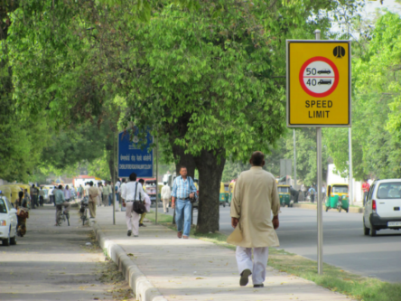 Maximum Speed Limit On City Roads Increased In India