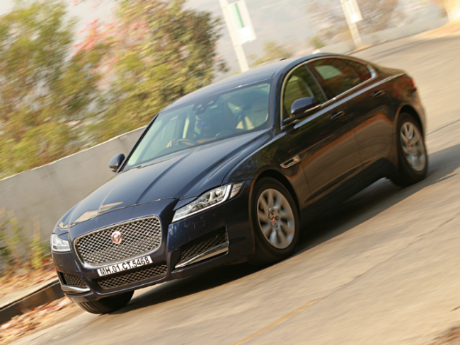 Jaguar XE, XF Get New Ingenium Petrol Engine In India