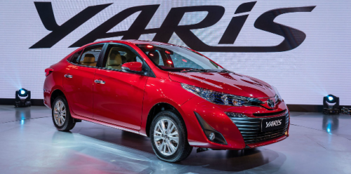 Dealers Start Accepting Bookings For Toyota Yaris