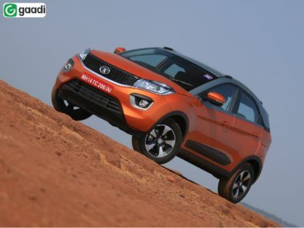 2018 Tata Nexon HyprDrive SSG: First Drive Review