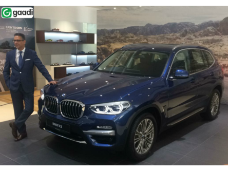 2018 BMW X3 Launched In India