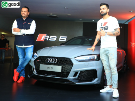2018 Audi RS 5 Coupe Launched In India