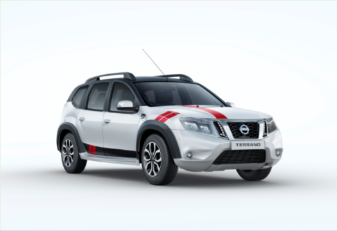 Nissan Terrano Sport Launched