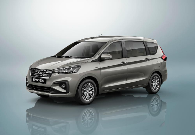 New Maruti Ertiga 2018 With 6-Speed Manual Transmission