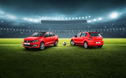 Volkswagen Ameo, Polo And Vento Sport Edition Launched
