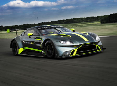 Supercar of the Month – Aston Martin Vantage GT3 And GT4