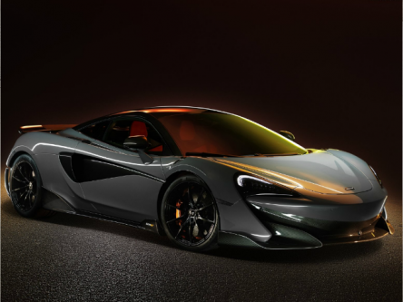 Supercar of the Month – McLaren 600LT