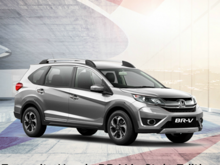 Honda BR-V Style Edition Launched