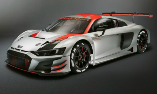 Supercar of the Month - Audi R8 LMS GT3 Evo