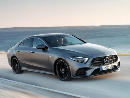 2018 Mercedes-Benz CLS Launched