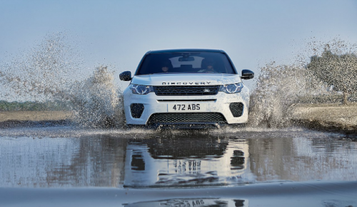 2019 Land Rover Discovery Sport Launched