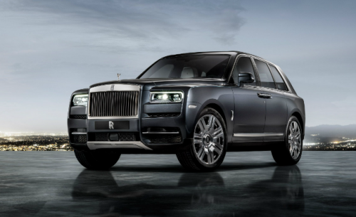 Rolls-Royce Cullinan Launched In India