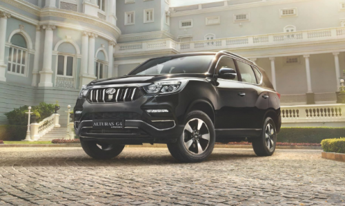 New Mahindra Alturas G4 Launched