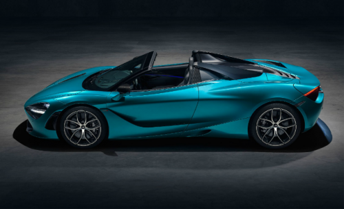 Supercar of the Month - McLaren 720S Spider