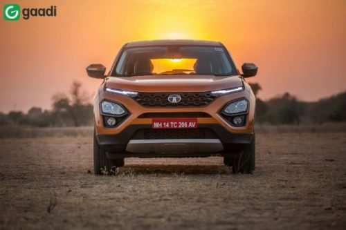 2019 Tata Harrier Launched
