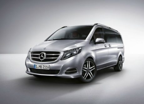 Mercedes-Benz V-Class Launched In India