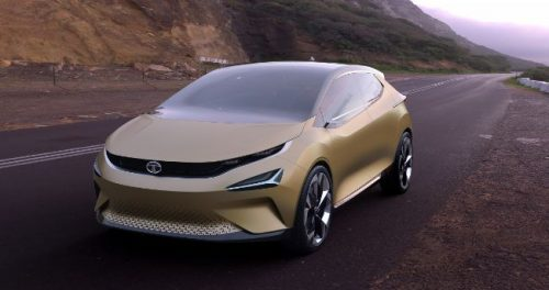Tata 45X-based Hatchback India Launch By June 2019