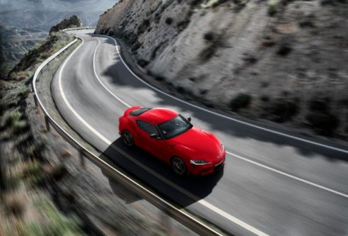 Supercar of the Month – Toyota Supra