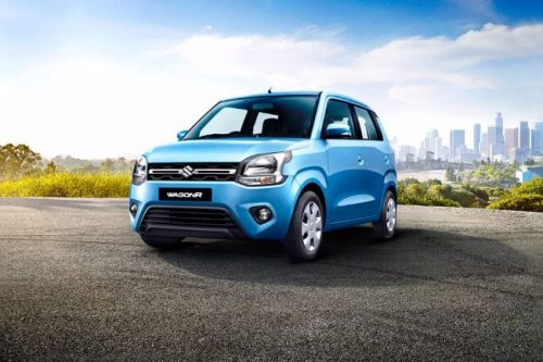 All-New Maruti Alto Likely To Be Based On Third-Gen Wagon R 2019