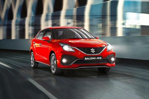 2019 Baleno RS Facelift Launched; Price Rs 8.76 Lakh