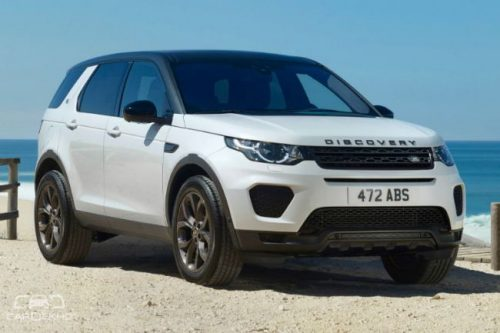 Land Rover Discovery Sport Landmark Edition Launched At Rs 53.77 Lakh
