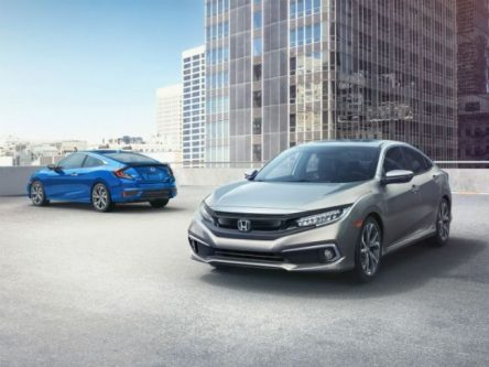 2019 Honda Civic Expected To Go On Sale In March