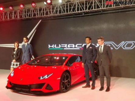 Lamborghini Huracan Evo Launched At A Price Of Rs 3.73 Crore