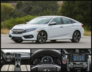 2019 Honda Civic Features & Specs Revealed Ahead Of March Launch