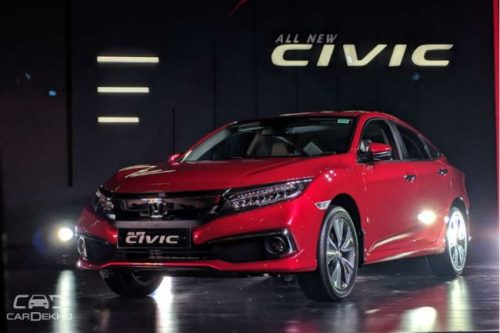 2019 Honda Civic To Launch On March 7