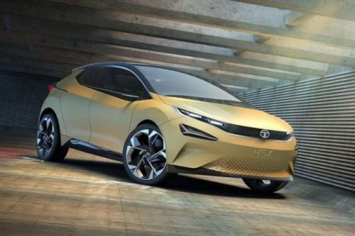 Tata 45X Hatchback Altroz To Debut In March 2019