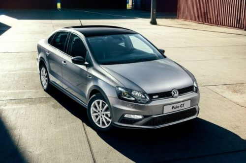 VW Polo And Vento Spotted Testing On Road