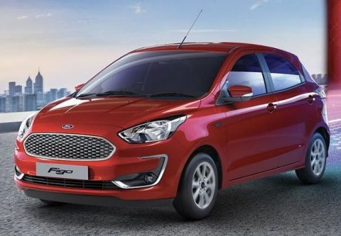 2019 Ford Figo Facelift Teased Ahead Of Launch
