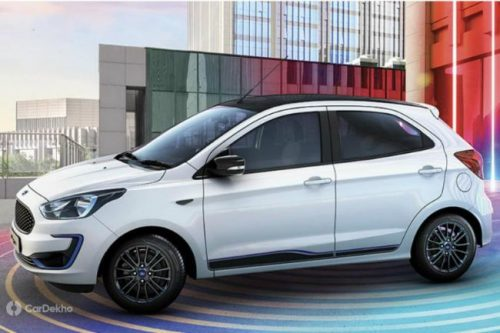 2019 Ford Figo To Get A Starting Price Of Rs 4.99 Lakh?