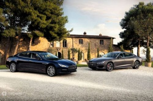 2019 Maserati Quattroporte Launched At A Starting Price Of Rs 1.74 Crore