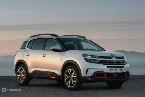 India-spec Citroen To Be Revealed On 3rd April