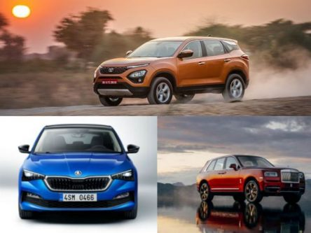 Tata To Build SUV-Coupe Based On Harrier's Platform
