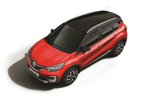 2019 Renault Captur Adds New Safety Features