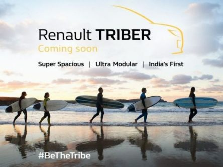Renault Triber To Be Launched In Mid-2019