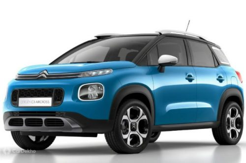 Citroen Second Car To Be Launched In 2021