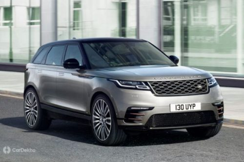 Locally Assembled Range Rover Velar Launched, Bookings Open