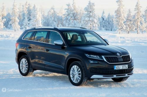 Skoda Kodiaq Scout To Debut In India Later This Year