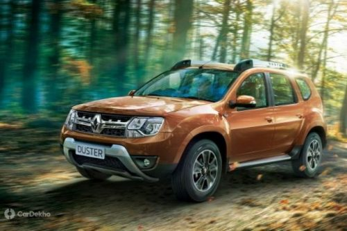 Renault Duster Set For A Facelift, Braces For Competition