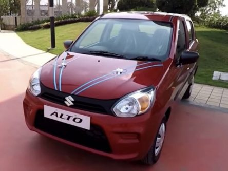 Maruti Suzuki Alto ABS To Get ABS, Other Safety Features