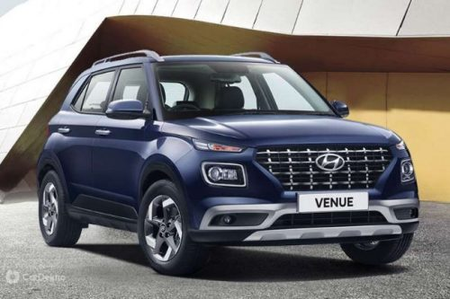 Hyundai Opens Official Bookings For Venue