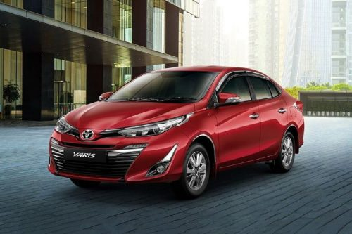 Toyota Yaris Waiting Period Higher Than Most Peers